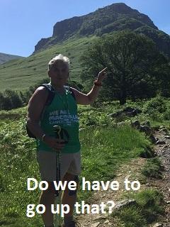 gwyn lewis hike