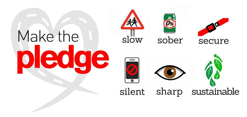 Make the Pledge logo