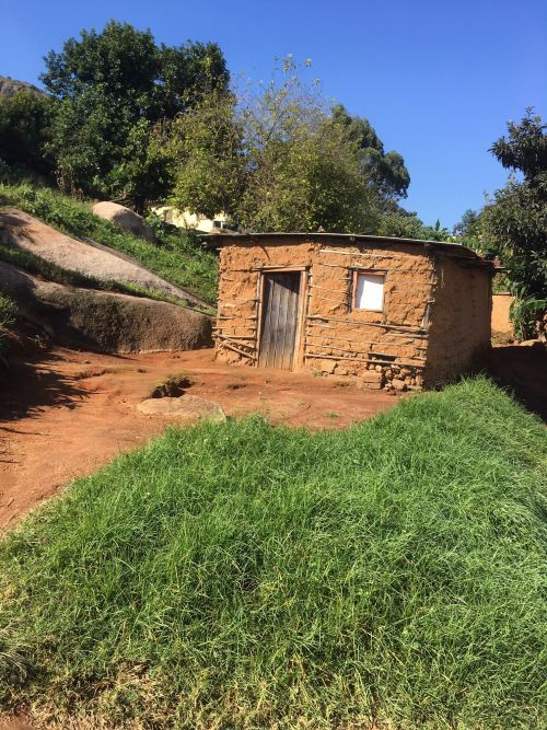 Typical family home in Msunduza
