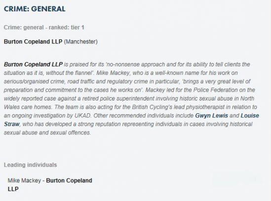 crime general