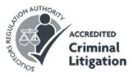 Accredited Criminal Litigation