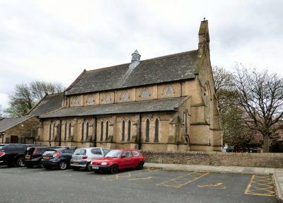 st marys church droylsden