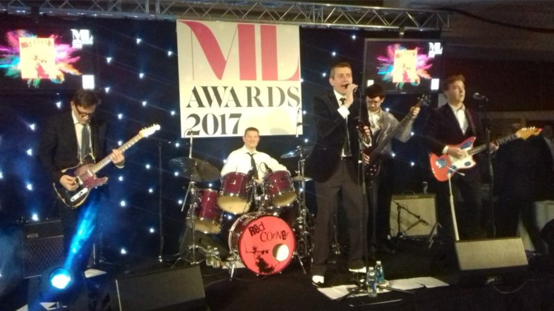 ml awards 2017